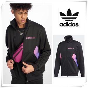 NWT Adidas Degrade Track Zip up Sweatshirt Jacket
